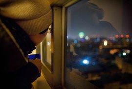 """posílám fotku z půlnoce """"v předstihu"""". Časové pásmo +8hodin.  Lokace: Pintung, Taiwan"""