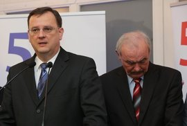 Končí ODS? Aneb pravice volí Miloše Zemana