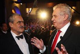 Prezidentská megashow s Holcem a Kolářem. Jedinečný on-line přenos Reflexu z večerního…
