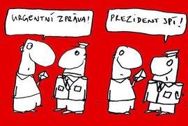 Dva prezidenti a tři krize: Co by kandidáti udělali v případě vlády KSČM, napadení ČR a vyhlášení eurofederace