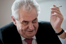 PETR HOLEC: Podle extenzivního výkladu ústavy by Miloš Zeman měl vystřízlivět a sklapnout!