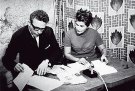 Během srpna 1968 se Kamila Moučková zapojila doilegálního vysílání rozhlasu