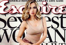 Scarlett Johansson je nejrkásnější ženou světa