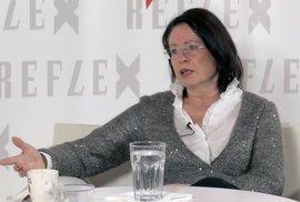 Miroslava Němcová pro Reflex: Rozsah Klausem vyhlášené amnestie bych jako premiérka nepodepsala