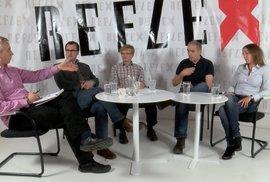 Diskusní klub Reflexu: Je ohrožena svoboda slova v českých médiích?