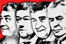 Českou politiku drtí pandemie orgasmu blbosti: Překonávají se Zeman, Okamura i…