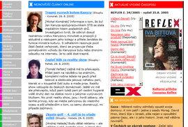 Reflex 28. srpna 2005