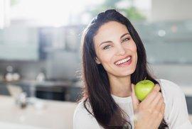 Chemie v jablíčkách není žádná tragédie. Musíme si na ni zvyknout