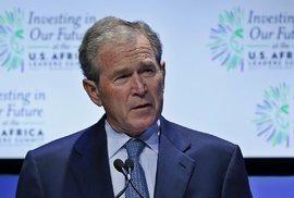 George W. Bush zachránil miliony životů, ale nemluví se o tom