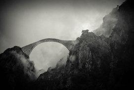 Pohoří Pindos, Řecko