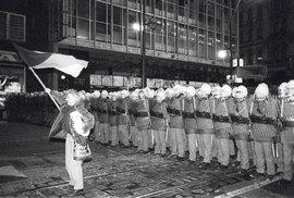 Chronologie událostí bouřlivého roku 1989, které vedly k sametové revoluci v Československu