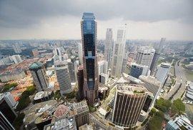 Víkendové schůzky v Singapuru