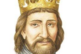 Přemysl Otakar II., český král.