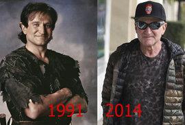 Robin Williams trpěl v posledních měsících svého života Parkinsonovou chorobou a demencí