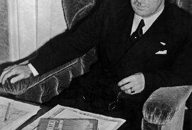 Před 80 lety Beneš podepsal smlouvu se Sovětským svazem