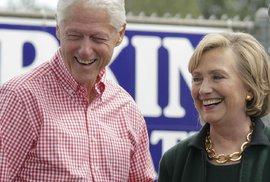 Bill a Hillary Clintonovi