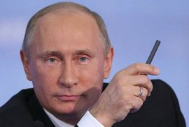 Putin nastrčil kumštýře.