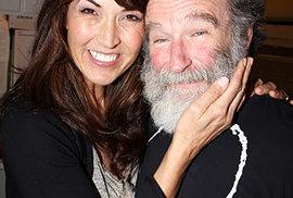 Herec s třetí manželkou Susan
