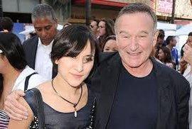 Robin Williams s dcerou Zeldou