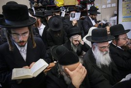 Židé oslavili Roš ha-šana, nový rok. Bez ohňostrojů a pyrotechniky