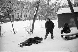 Smutné dny v 70. letech v SSSR