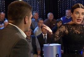 Stupa, hloupost, ubohost. To byla diskuse o uprchlících v pořadu Máte slovo na České televizi
