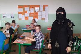 Václav Klaus ml.: Rada rodičům, kterým vadí propagace islámu ve školách. Občansky se …