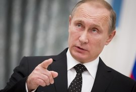 """Putin vytvoří Národní gardu, ta má bojovat proti terorismu a zajistit """"veřejný pořádek"""""""