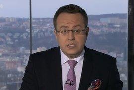 Kolik bere Moravec? Česká televize to odmítá sdělit. Káže transparentní vodu, pije ale víno
