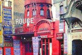 Vzácné barevné fotografie ukazují, jak vypadala Paříž před 100 lety