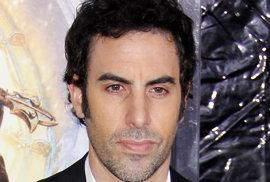 Borat by zuřil, ale jeho představitel dává milion dolarů na uprchlíky