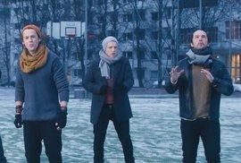 Vokální muzika je nejvíc, přesvědčují norští komedianti. Přemůže všechna bezpráví