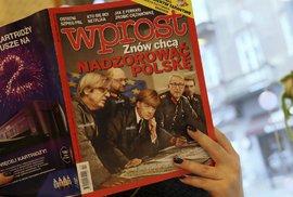 Němci a Poláci na kordy: Kvůli ústavní reformě si nadávají do Hitlerů a Putinů