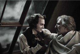 Alan Rickman ve filmu Sweeney Todd: Ďábelský holič z Fleet street