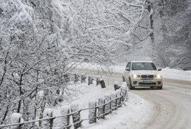 Česko čeká poslední záchvěv zimy, napadne až dvacet čísel sněhu
