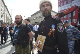 V Rusku veřejné projevy homosexulity netolerují.