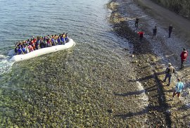 Nobelova cena míru: Vědci nominují Řeky z ostrovů za pomoc běžencům