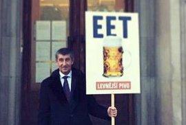 Zdanění restitucí: Babiš mění voliče a konkuruje Zemanovi