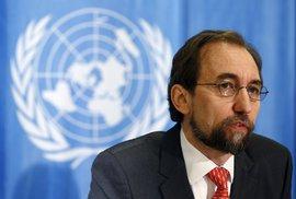 Komisař OSN Husajn vyzval ČR, aby nediskriminovala Romy, odškodnila je za sterilizaci a přestala s kastracemi
