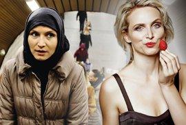 Deset dní v hidžábu, které otřásly Ivou Roze. Videoblog
