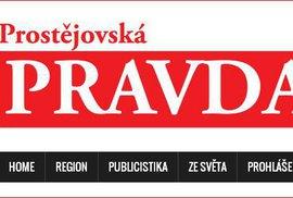 Co asi hulej mladí komunisté, kteří se v Prostějovské pravdě oddávají třídnímu a…