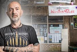 """JXD byl v Klinice a má exkluzivní """"doležalovskou"""" zprávu: V ČR anarchisti nesmrdí"""