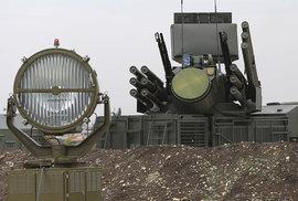 Ruské vojsko na základně Chmejmim.
