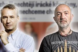 JXD se brání nařčení z xenofobie: Řež v redakci, videoduel Klvaňa - Doležal