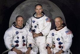 Vesmírná archeologie: Po desítkách let vyšlo najevo, co si posádka čmárala na stěnu Apolla 11