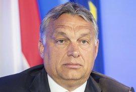Uprchlíci táhnou. Orbán vypisuje zbytečné referendum, aby si udělal pořádnou reklamu