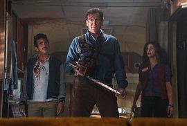 Skladník Ash proti Zlu aka Evil Dead konečně v seriálu