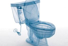 Transparentní bydlení: Průhledná lednice i záchod