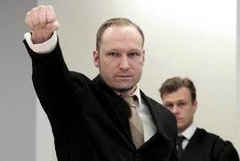 O šíleném vraždění masového vraha Breivika v Norsku vznikne film. Práva získal Netflix