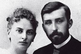 Inessa Armandová smanželem  Alexandr Armand ji miloval apodporoval, přestože ho opustila.